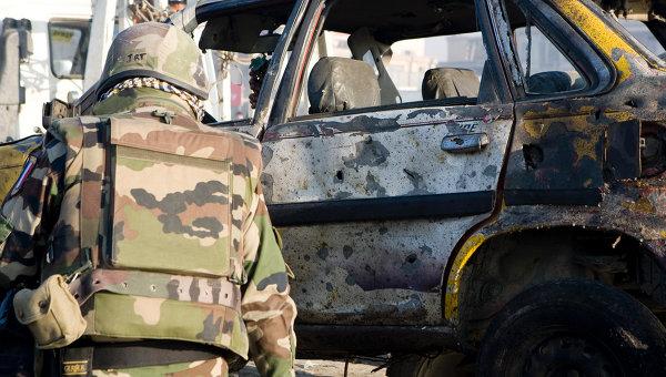 Жертвами взрыва в аэропорту Кабула стали три человека