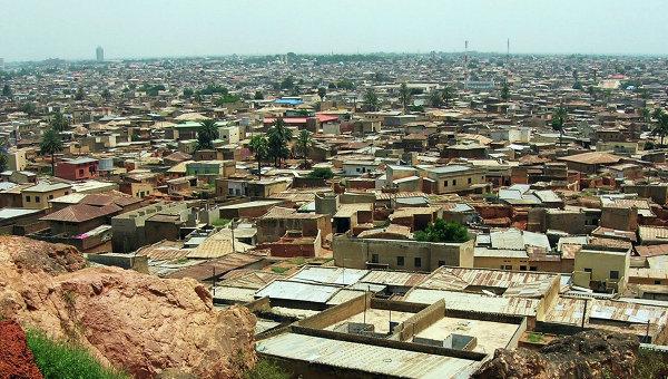 Город Кано, Нигерия. Архивное фото