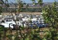 Подготовка к отправке третьего гуманитарного конвоя в Ростовской области