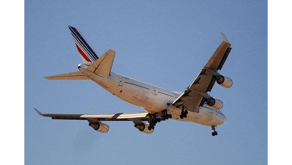 Самолет компании Air France. Архивное фото