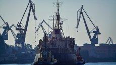 Корабли. Архивное фото