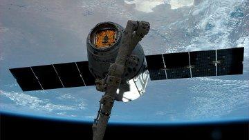 Американский космический грузовик Dragon