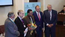 ЮНЕСКО и российская компания ФосАгро наградили лучших молодых химиков