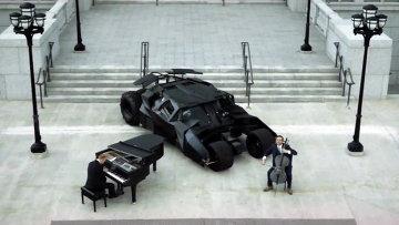 Эволюция Бэтмена