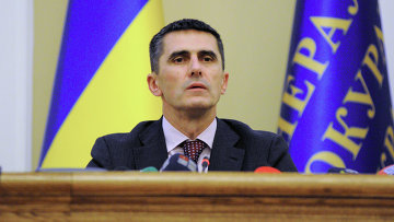 Генеральный прокурор Украины Виталий Ярема. Архивное фото