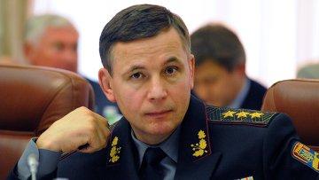 Министр обороны Украины Валерий Гелетей. Архивное фото