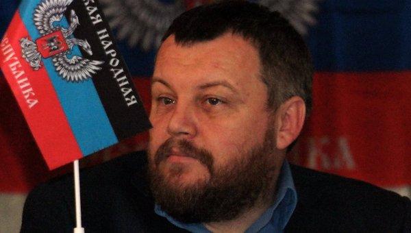 Андрей Пургин, архивное фото
