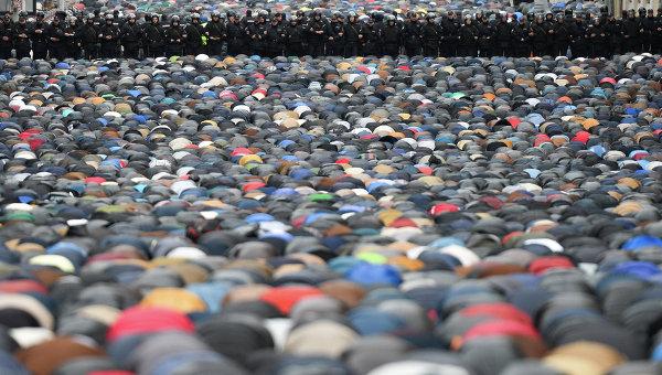Мусульмане. Архивное фото