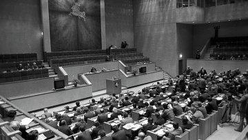 Заседание сейма Литвы