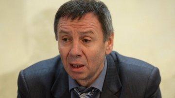Политолог, член совета Общественной палаты (ОП) РФ Сергей Марков. Архивное фото