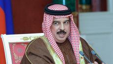Король Бахрейна Хамад Бен Иса Аль Халифа. Архив