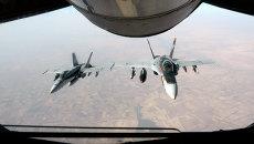 Истребители ВВС США над Ираком, архивное фото