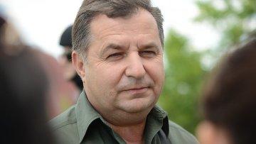 Генерал-лейтенант Степан Полторак. Архивное фото