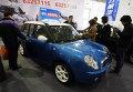Автомобиль Lifan 320 на выставке в Пекине