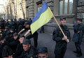 Бойцы Нацгвардии Украины устроили бунт и пошли на Киев