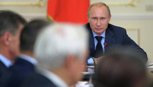 Путин рассказал о национальной идее России