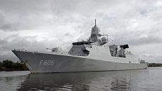 Корабль ВМС Нидерландов Evertsen. Архивное фото