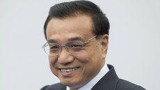 Премьер Государственного совета Китайской Народной Республики Ли Кэцян. Архивное фото