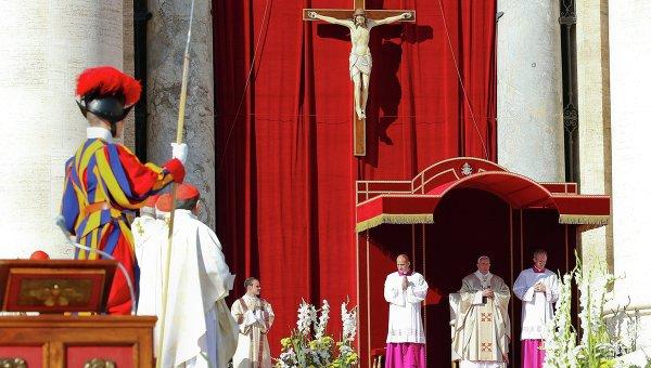 Беатификация Папы Римского Павла VI