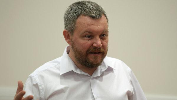 Андрей Пургин. Архивное фото