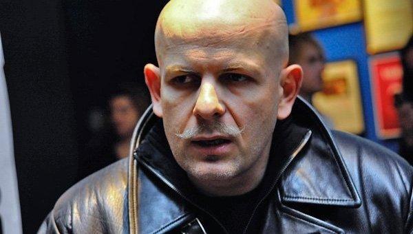 Киевский писатель Олесь Бузина