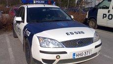 Финская полиция. Архивное фото