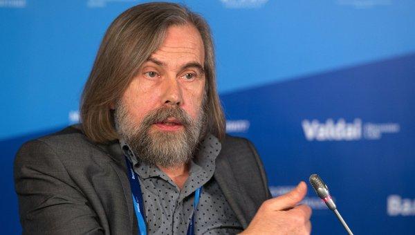 Политолог Михаил Погребинский. Архивное фото