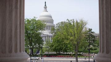 Здание Конгресса США в Вашингтоне. Архивное фото.