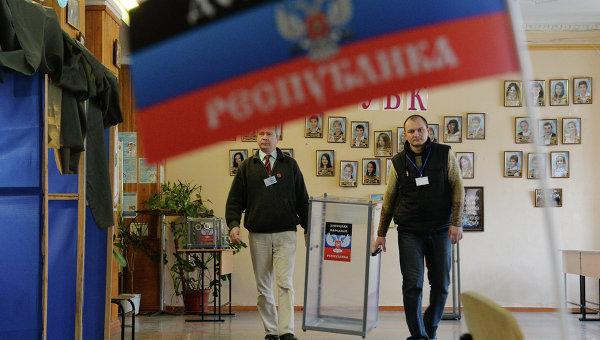 В ДНР назначили дату выборов