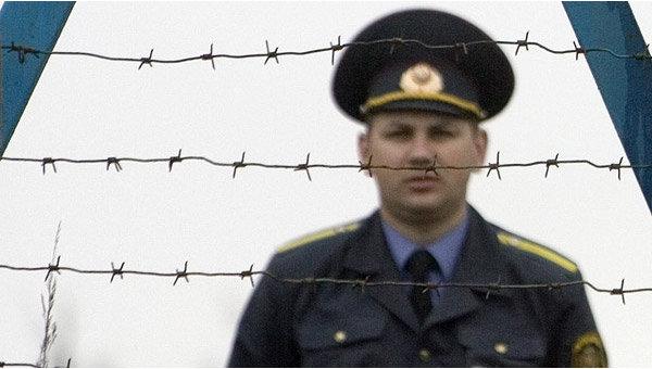 Белорусская милиция. Архивное фото