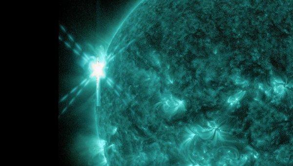 Ученые зафиксировали вспышку на солнце класса M 6.5