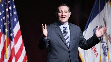 Сенатор-республиканец от штата Техас Тед Круз, архивное фото