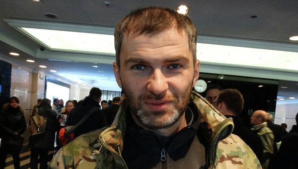 Алан Мамиев, осетинский доброволец, который воюет в составе ополчения ДНР