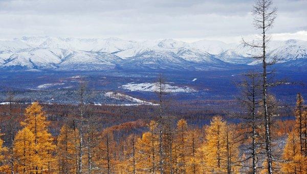 Регионы России. Якутия. Архивное фото