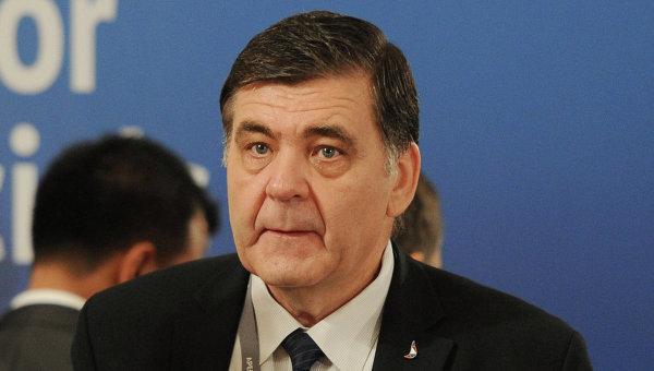 Старшее должностное лицо России в АТЭС Валерий Сорокин. Архивное фото