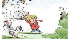 Оборотная сторона санкций