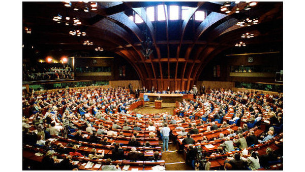 Парламентская ассамблея совета европы. Архив
