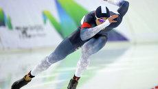 Конькобежный спорт. Руслан Мурашов. Архивное фото