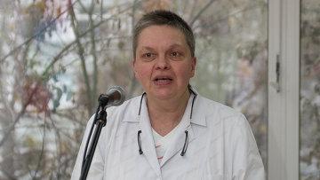 Заведующая клиническим отделением иммунологии РДКБ Ирина Кондратенко