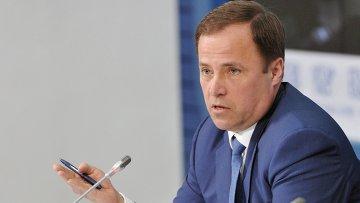 Генеральный директор Объединенной ракетно-космической корпорации Игорь Комаров