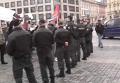 Акция протеста в Братиславе