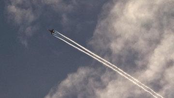L'aereo delle Forze Aeree degli Stati Uniti in Siria.  foto d'archivio