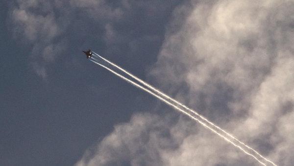 Самолет военно-воздушных сил США в Сирии. Архивное фото