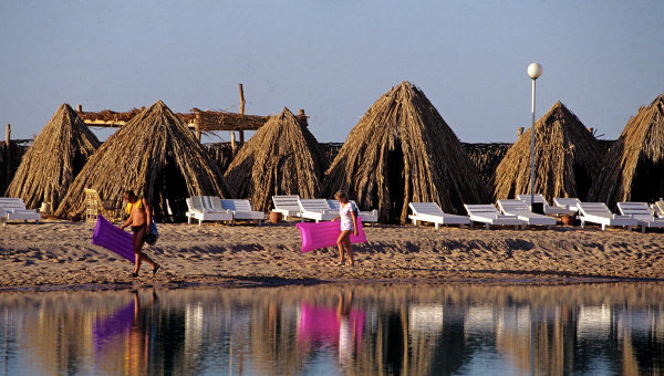 Курорт Хургада. Архивное фото