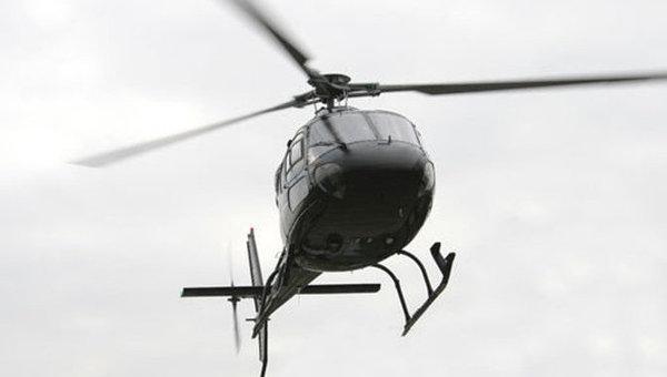Вертолет AS355N Eurocopter. Архивное фото