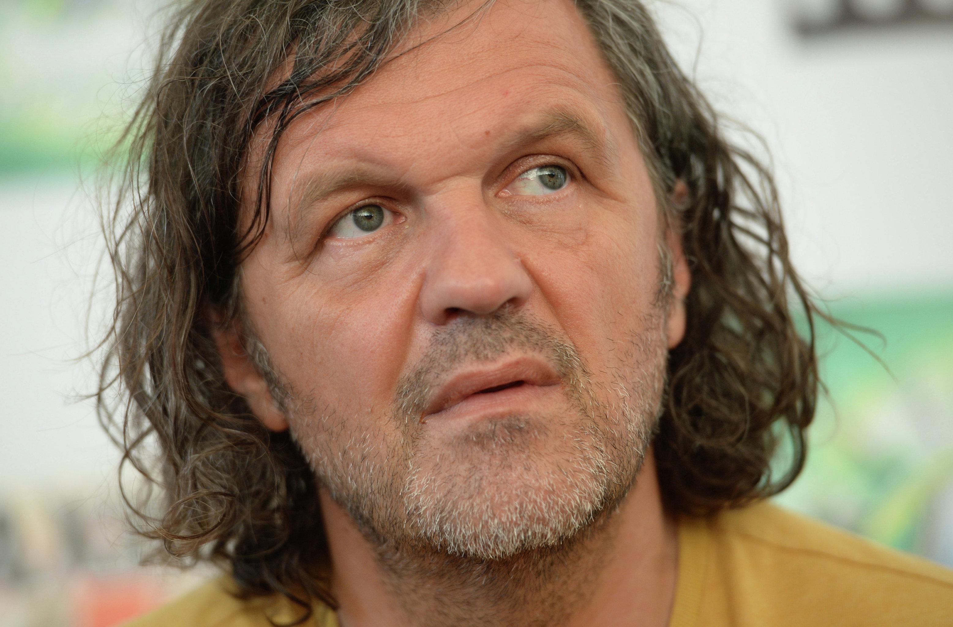 Эмир Кустурица. Архивное фото