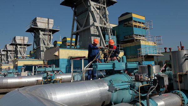 Объекты газотранспортной системы Украины. Архивное фото