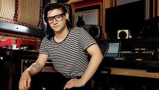 Американский музыкант и продюсер Сонни Джон Мур, Skrillex. Архивное фото