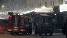 Ночной клуб Хромая лошадь в Перми после пожара