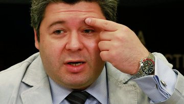 Член Общественной палаты РФ, директор Фонда исследования проблем демократии Максим Григорьев. Архивное фото